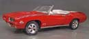Click image to see more information about our 1969 Pontiac Judge Convertible