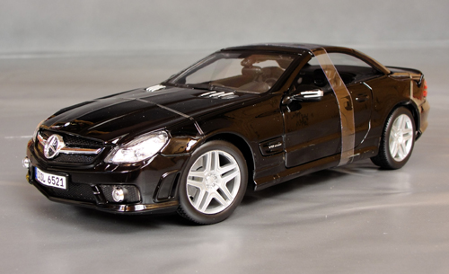 2011 Mercedes-Benz SL65 AMG, Roadster