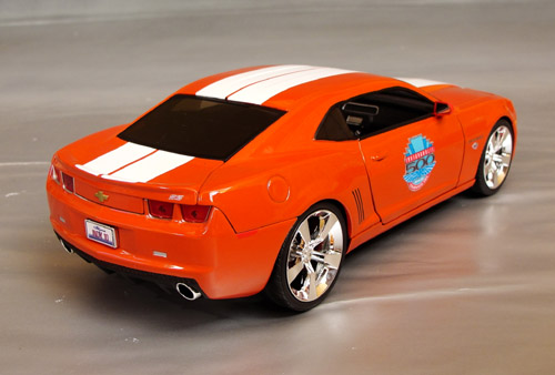 2010 Chevrolet Camaro Indy Pace Car!