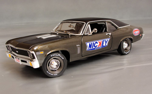1969 Nickey Nova SS L89 396 2012 Supercar Reunion Official Event Car!