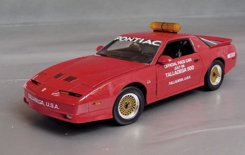 1987 Pontiac Trans Am GTA,
