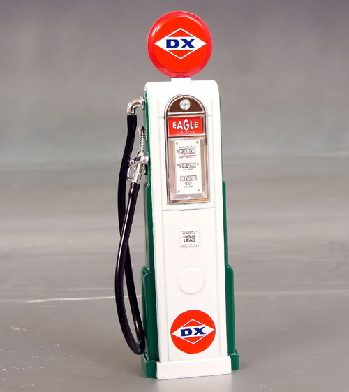 DX, Gas Pump