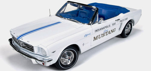1964 Ford Mustang Indy 500 Pace Car