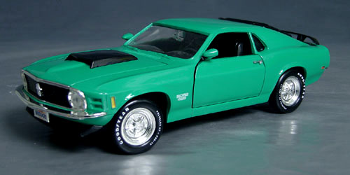 1970 Ford Mustang Boss 429,
