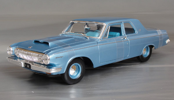 1963 Dodge 330, 426 Ramcharger Super Stock