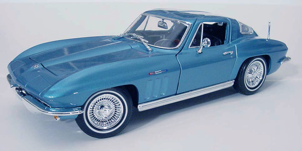 1965 Corvette   Coupe   327  Fuel  Injected