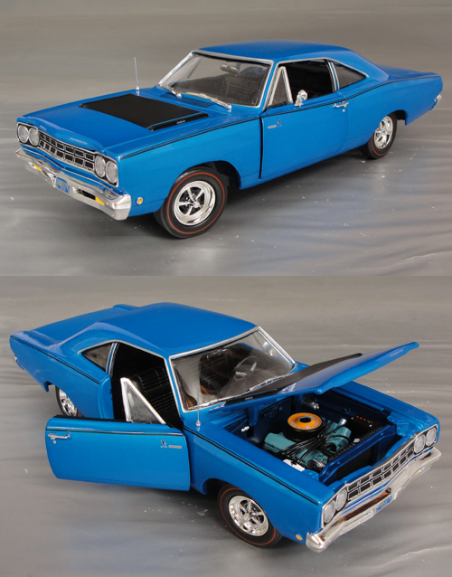 1968 Plymouth Road Runner,
