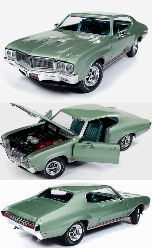 1970 Buick GS Stage 1, 455,