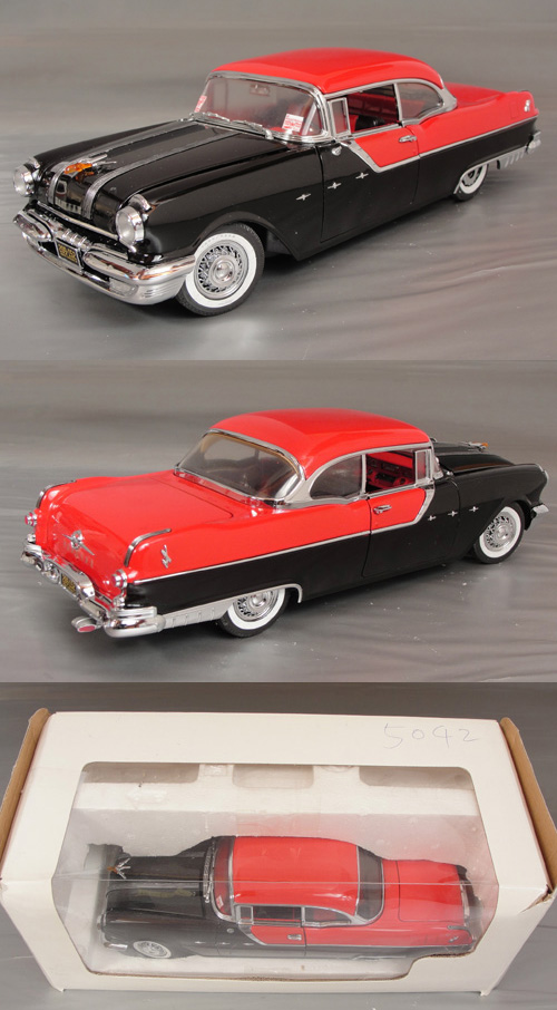 1955 Pontiac Star Chief, Factory Prototype Car..!