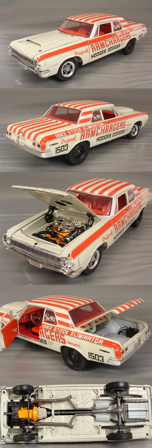 1964 Dodge 330, Ramchargers