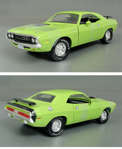 1970 Dodge Challenger R/T 440 Six pack, Campbell Collectibles Series