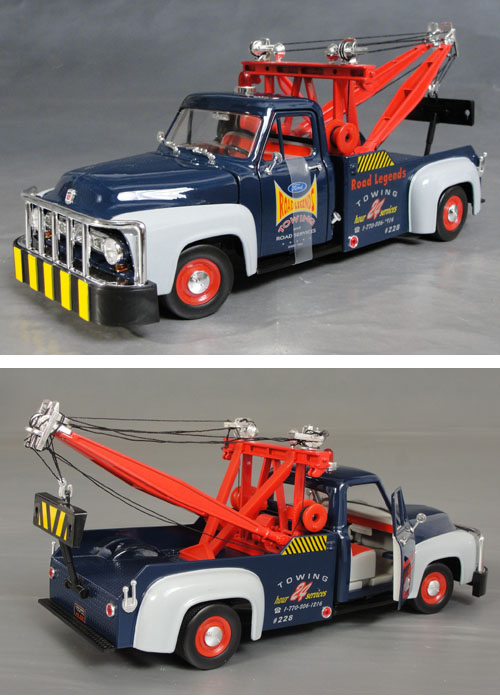 1953 Ford F-Series Wrecker