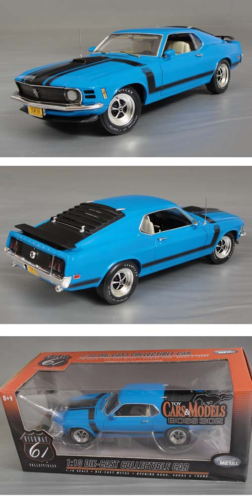 1970 Ford mustang Boss 302,