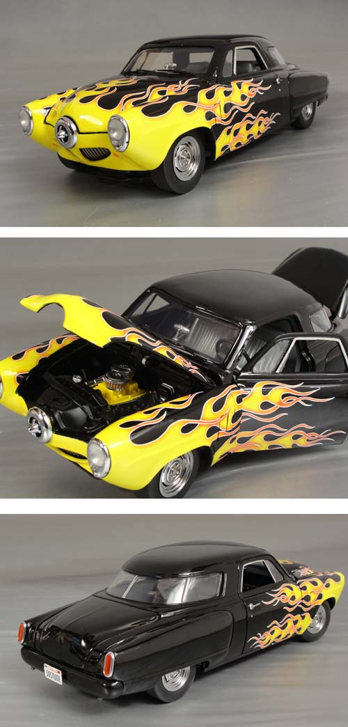 1950 Studebaker Custom Hot Rod..!