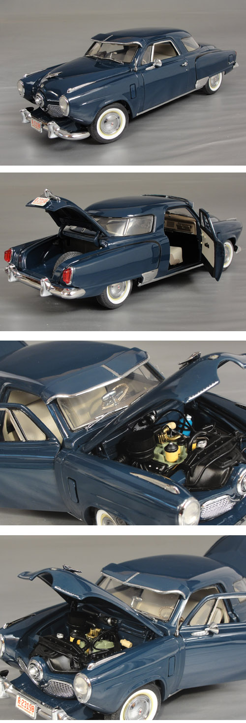 1951 Studebaker Commander V-8, *Bad Box, Discounted Price!