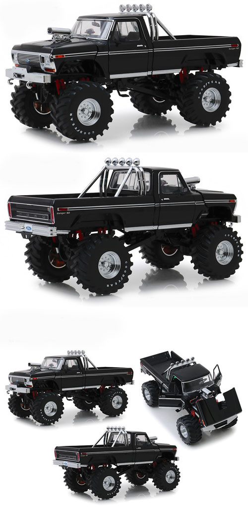 1979 Ford F-250,  Monster Truck