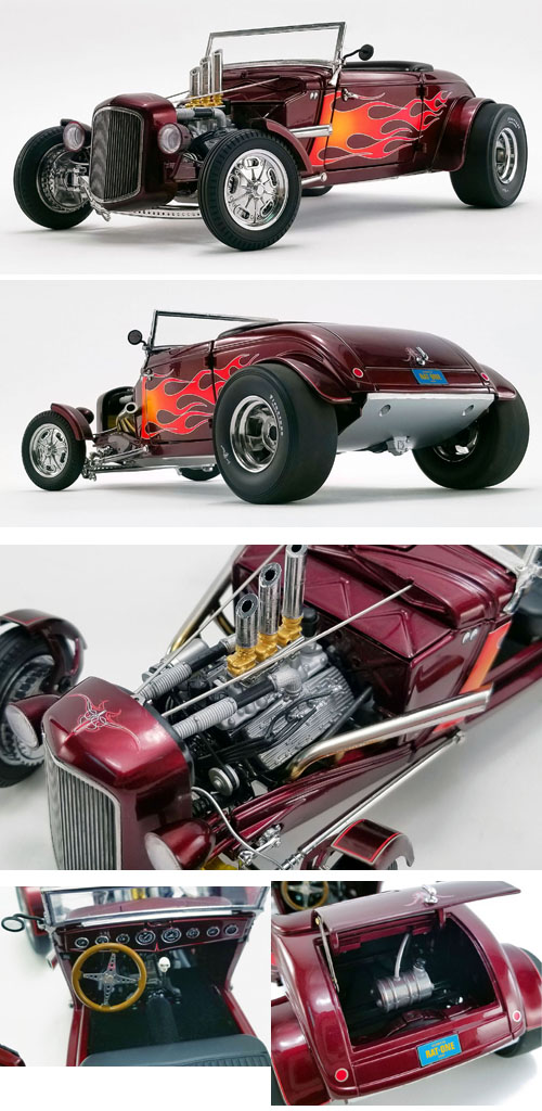 1934 Ford Altered Hot Rod