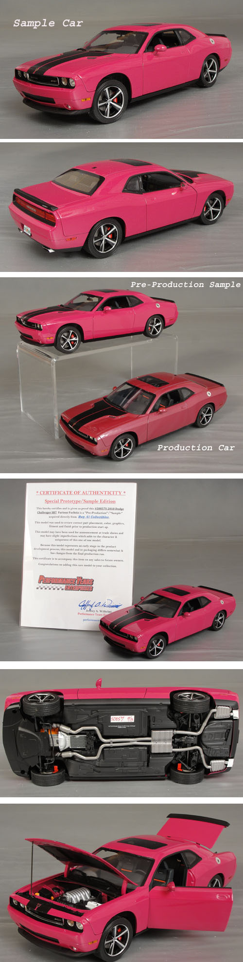 2010 Dodge Challenger SRT * FACTORY SAMPLE CAR *