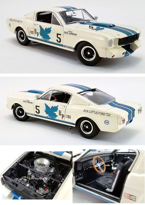 1965 Ford Mustang Shelby GT 350R,