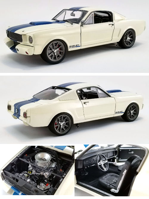 1965 Ford Mustang Shelby G.T. 350R,