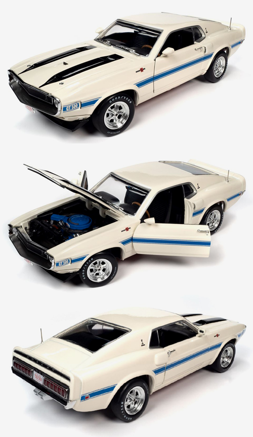 1970 Ford Mustang, Shelby G.T. 500