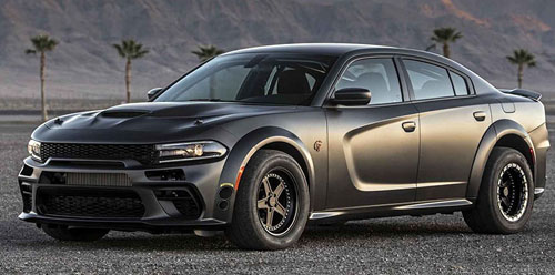 2020 Dodge Charger SRT Hellcat WIDE body, by Speedkore Performance Group
