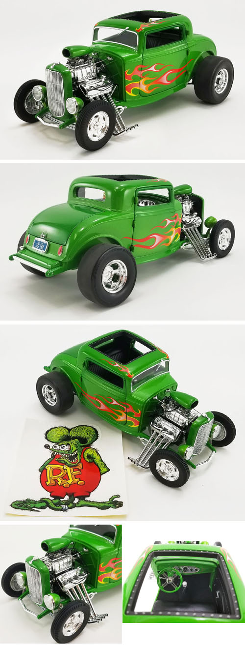1932 Ford Hot Rod,