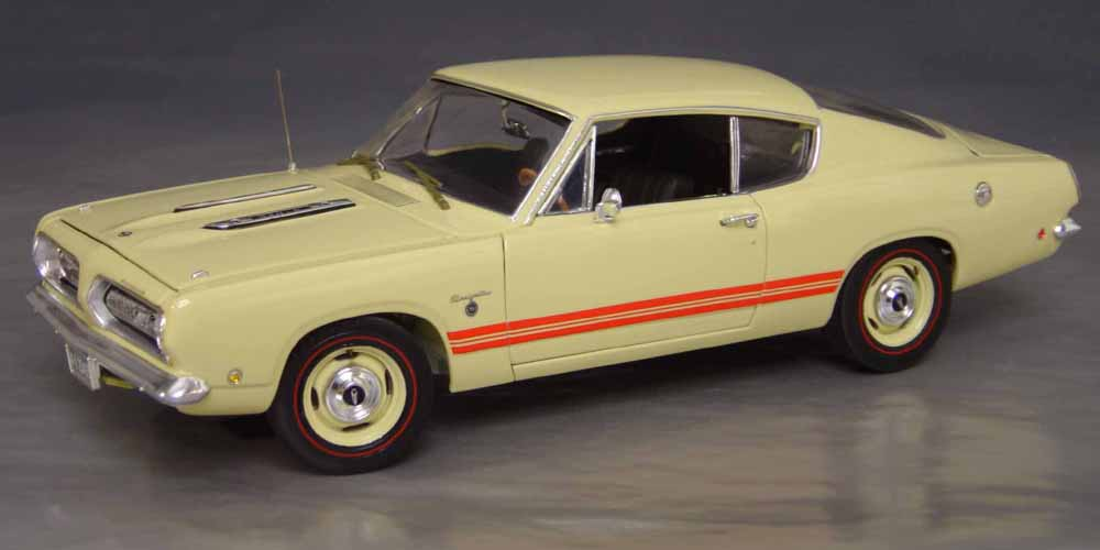 1968 Plymouth Barracuda Formula S 340