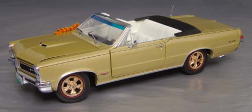 Very special Limited Edition 1965 GTO Convertible