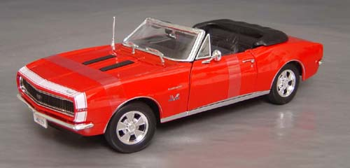 1967 Chevrolet Camaro RS-SS 396, CONVERTIBLE