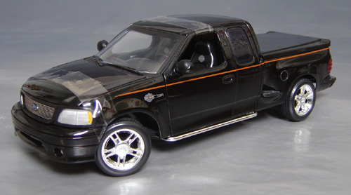 2000 Ford / Harley Davidson F-150, Ext cab