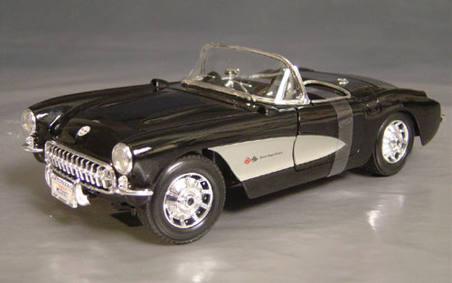 1957 Chevrolet Corvette, Fuel Injected
