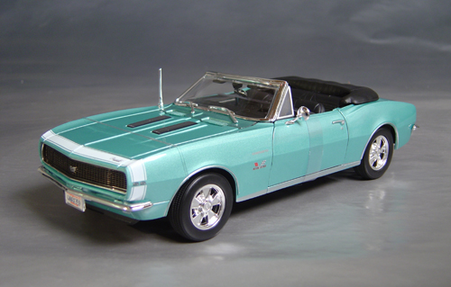 1967 Chevrolet Camaro RS / SS 396 Convertible