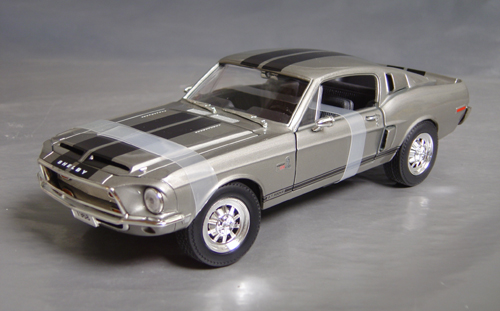 1968 Ford Mustang Shelby GT-500 KR, 428 C.J.