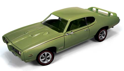 1969 Pontiac GTO Judge RA III