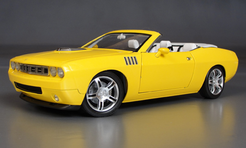 2010 Nash Bridges, Next Generation Hemi Cuda!