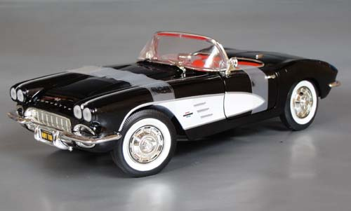 1961 Chevrolet Corvette Fuel Injection