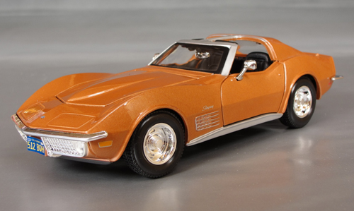 1970 Chevrolet Corvette coupe, 350 4-speed