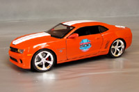 Click image to see more information about our 2010 Chevrolet Camaro Indy Pace Car!
