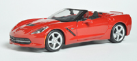 Click image to see more information about our 2014 Chevrolet Corvette Stingray C7, Convertible!