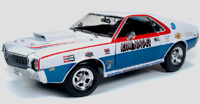 Click image to see more information about our 1969 AMC, AMX,