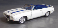 Click image to see more information about our 1969 Pontiac Trans Am CONVERTIBLE!