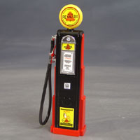 Penzoil Gas Pump, 1/18th scale