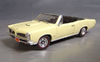 Click image to see more information about our 1966 GTO Convertible in Candle Light Cream