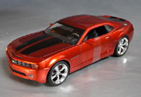 Click image to see more information about our 2010 Camaro SS with Stripe Package