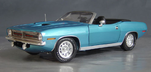 1970 Plymouth Cuda 383 Convertible!