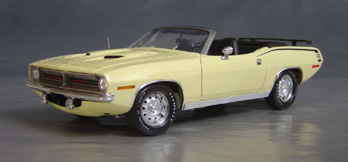 1970 Plymouth Cuda 440 Convertible!