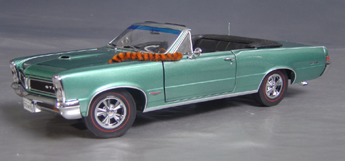 1965 GTO Convertible Special Limited Edition!