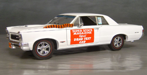 1965 GTO SUPER STOCK Magazine Test Car!