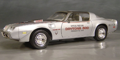 1979 Pontiac Trans Am 10th Anniversary Daytona 500 Pace Car!